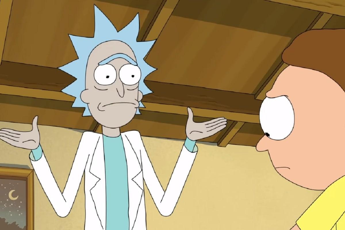 Rick & Morty temporada 5