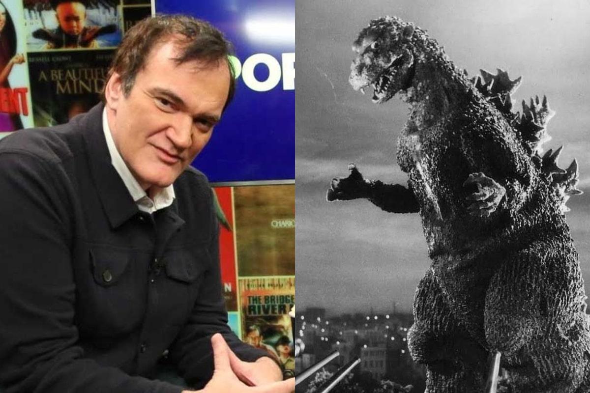 Godzilla: Cómo iba a ser la película de Quentin Tarantino sobre el famoso lagarto