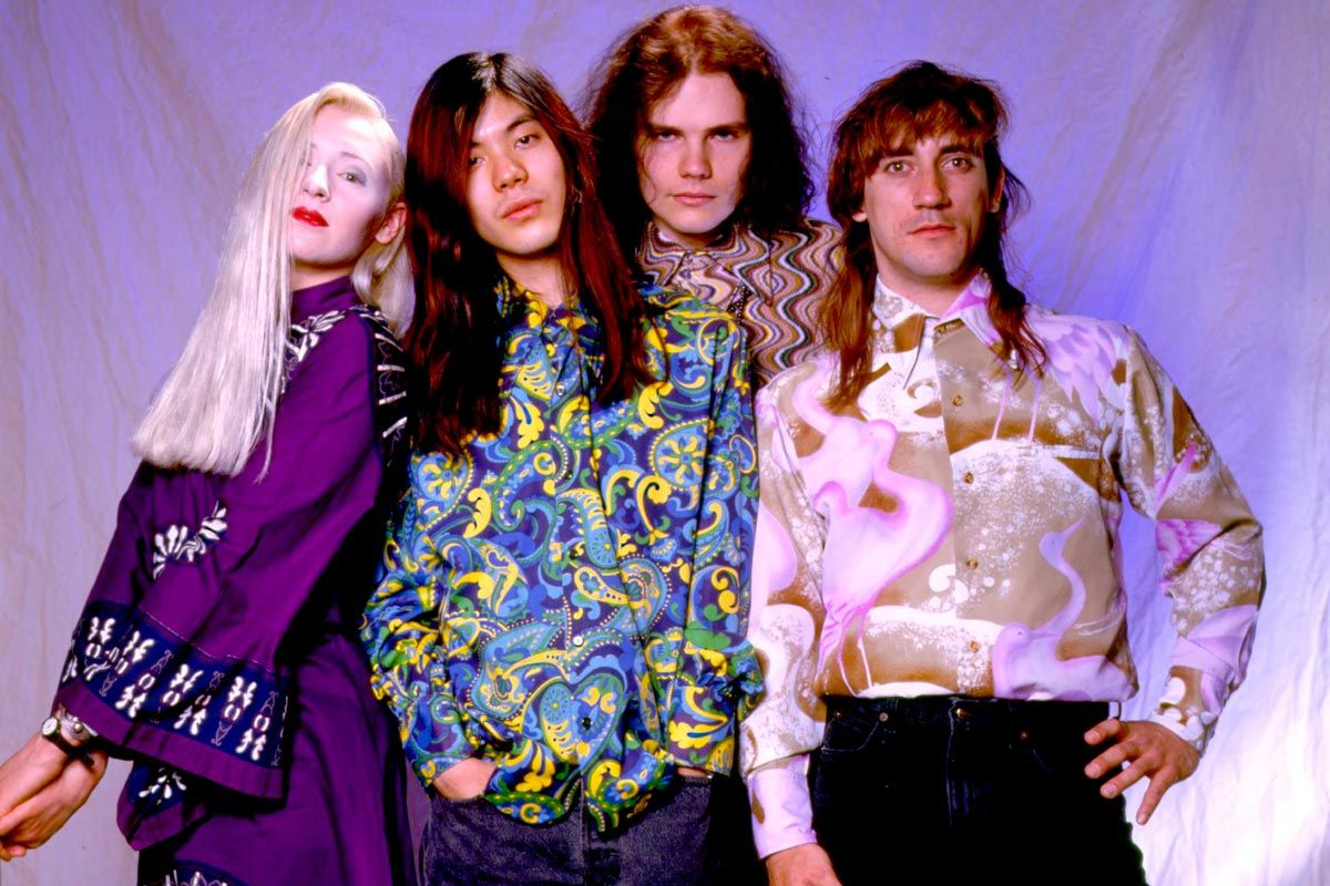 The Smashing Pumpkins en 1991, Gish