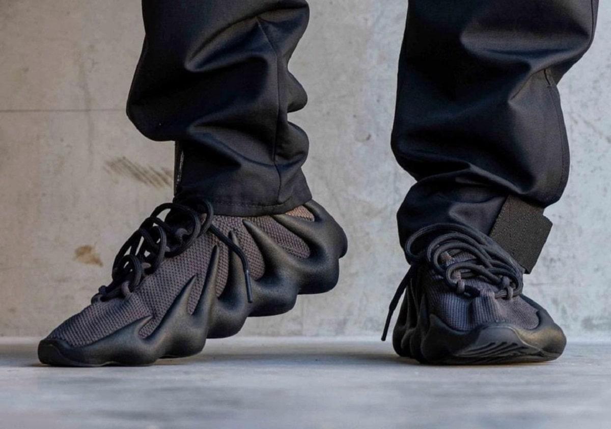 Las nuevas Adidas Yeezy 450 Dark Slate.