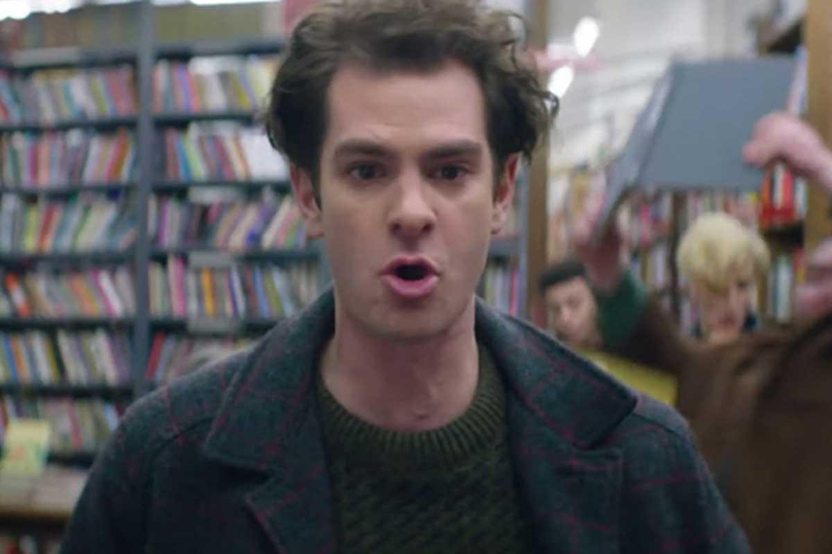 Andrew Garfield protagoniza lo nuevo de Lin-Manuel Miranda para Netflix: Tick, Tick... BOOM!