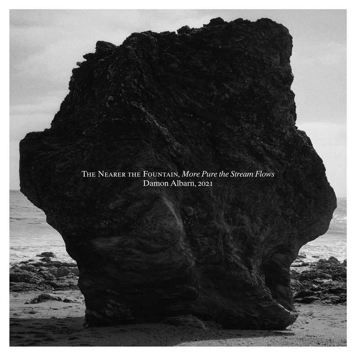 Tapa de The Nearer The Fountain, More Pure The Stream Flows, disco de Damon Albarn