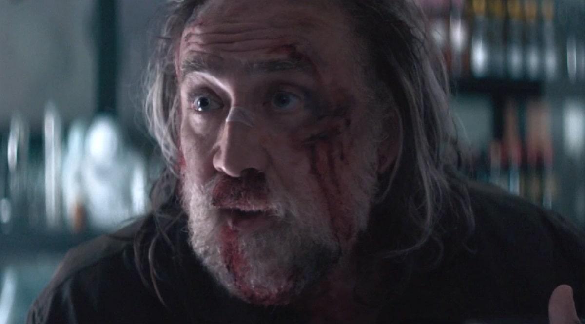 Nicolas Cage en Pig.