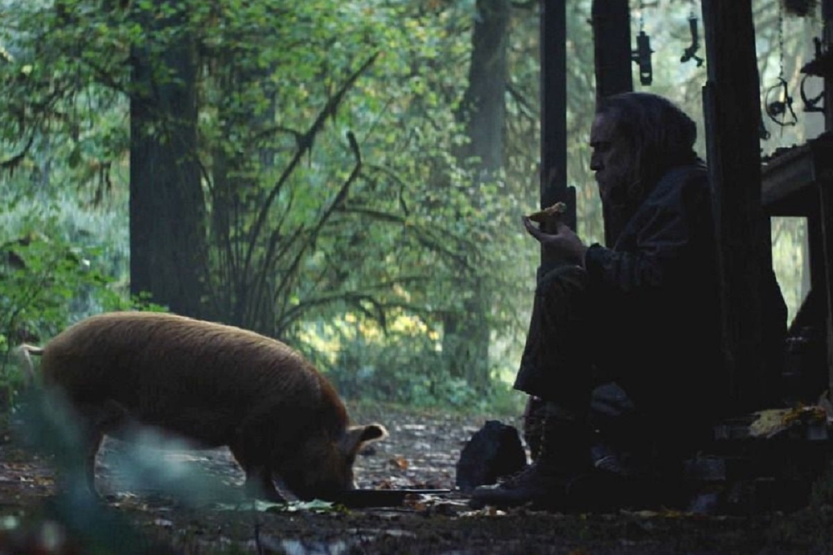 Pig, lo nuevo de Nicolas Cage.