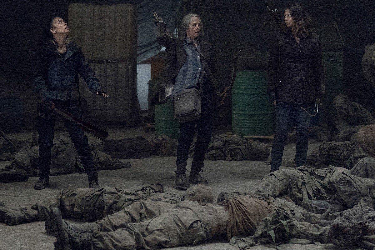 The Walking Dead temporada 11: Salen a la luz las primeras imágenes
