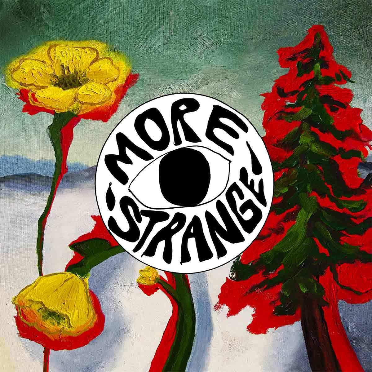 Tapa de More Strange, disco de Woods
