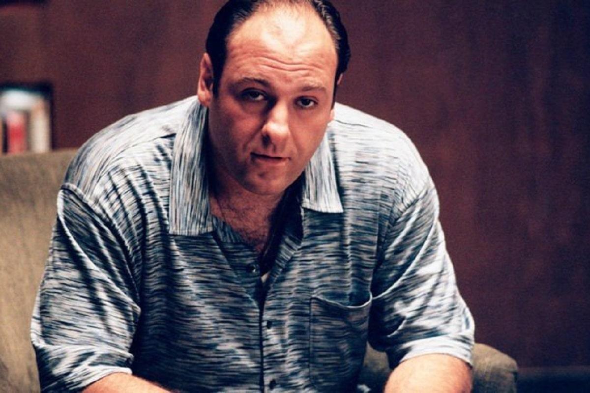 James Gandolfini en The Sopranos