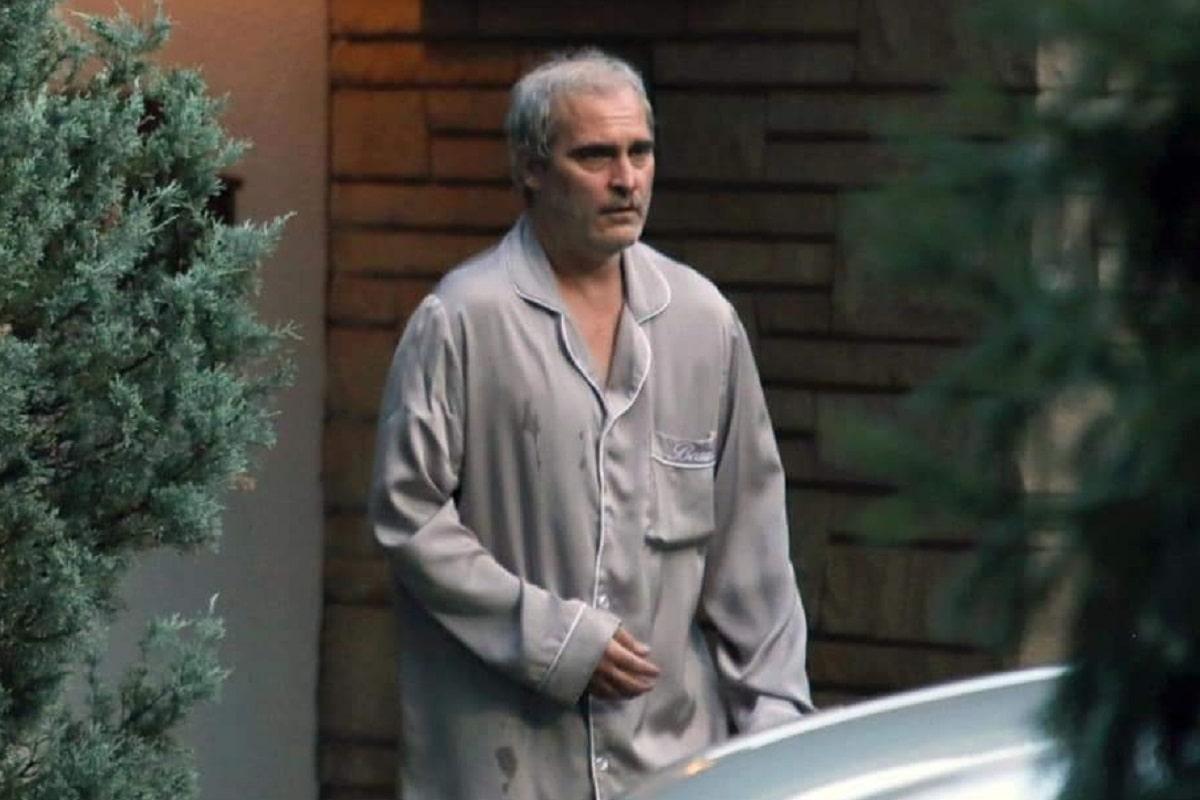 Joaquin Phoenix sorprende en las primeras imágenes de su nueva película