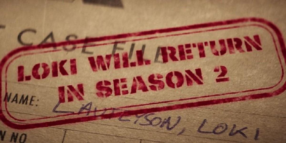 Loki tendrá una segunda temporada.