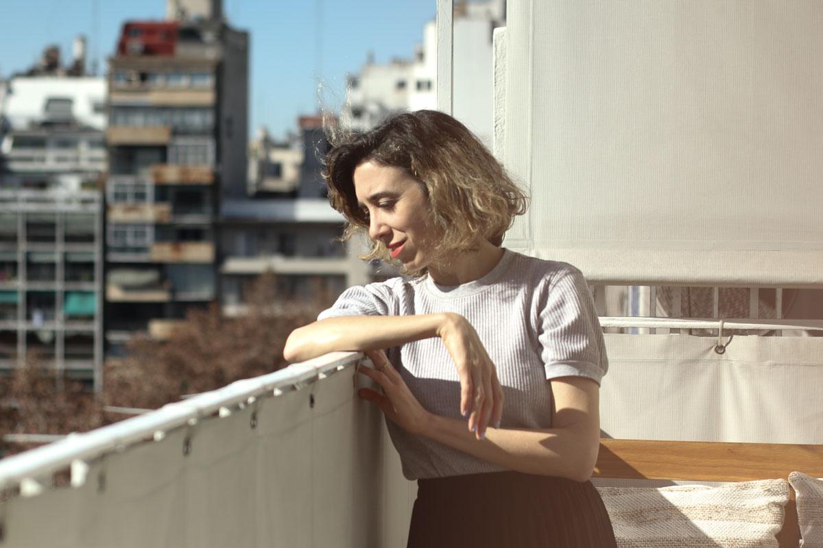María Ezquiaga sale a buscar nuevos encuentros en su debut solista: Interacción