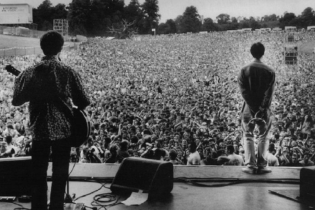 Oasis estrenará un documental sobre sus históricos shows de 1996 en  Knebworth