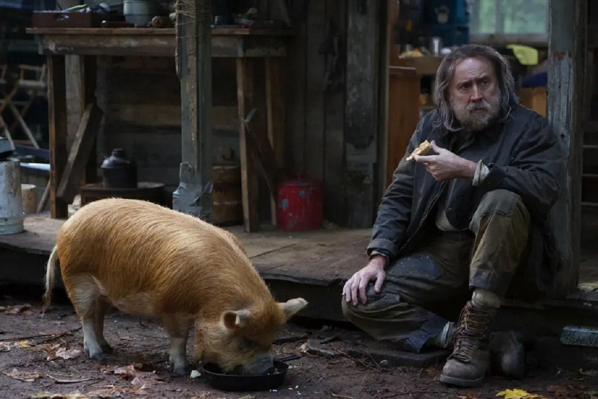 Pig: La película con Nicolas Cage recibe un excelente puntaje en Rotten  Tomatoes