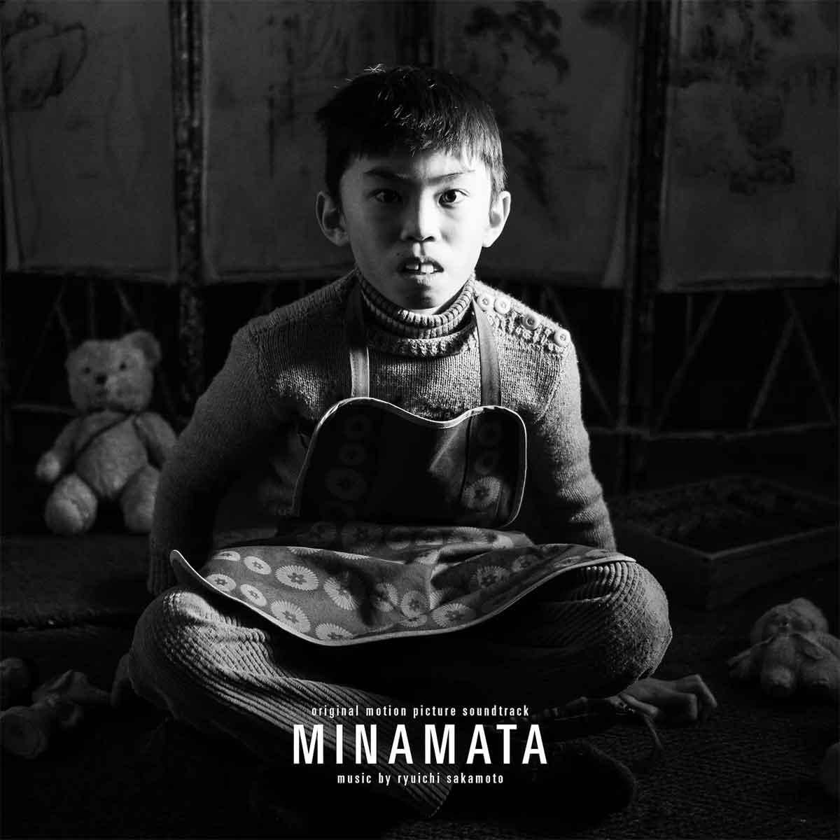 Tapa de Minamata (Original Motion Picture Soundtrack), disco de Ryuicho Sakamoto