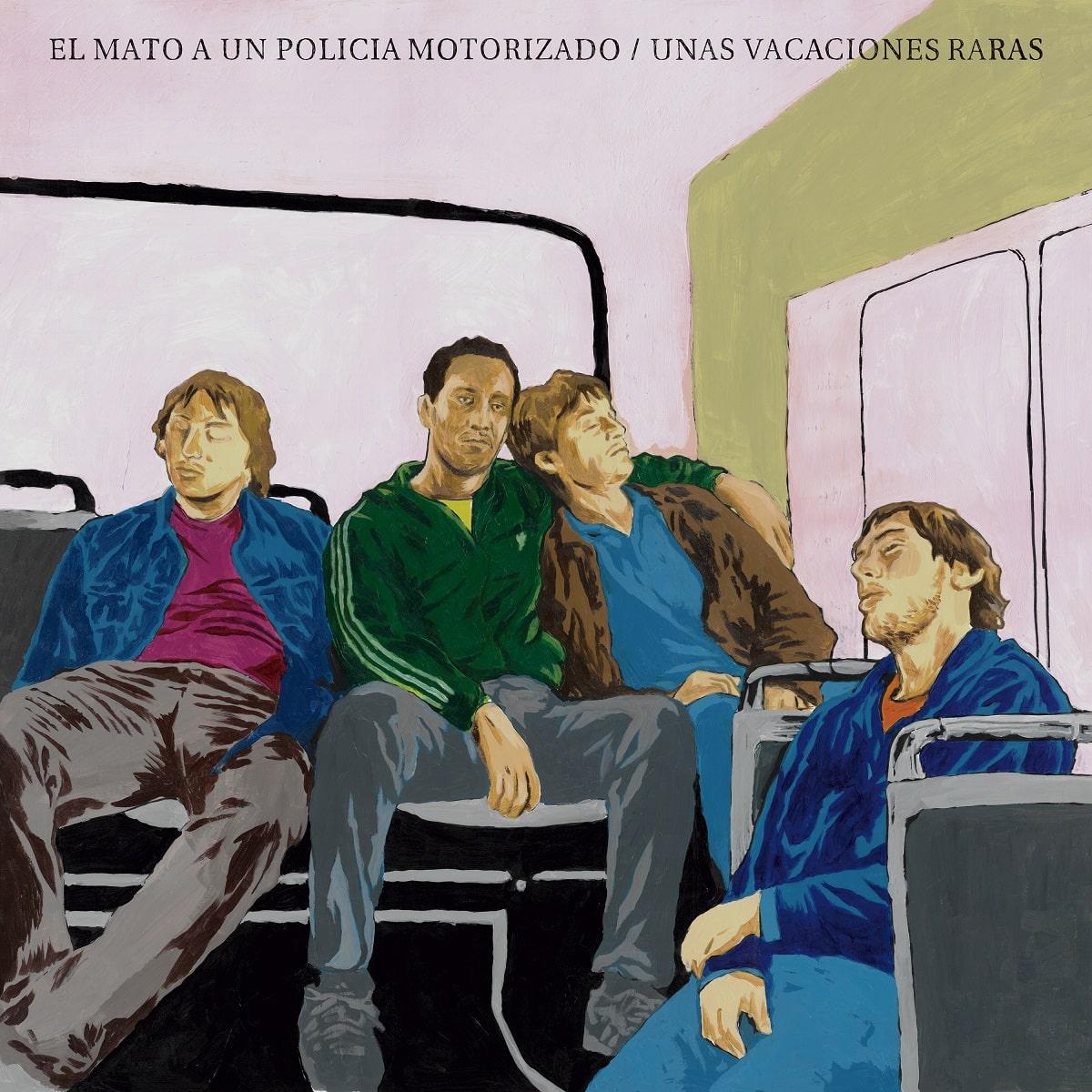 Unas vacaciones raras, el nuevo disco de El Mató.