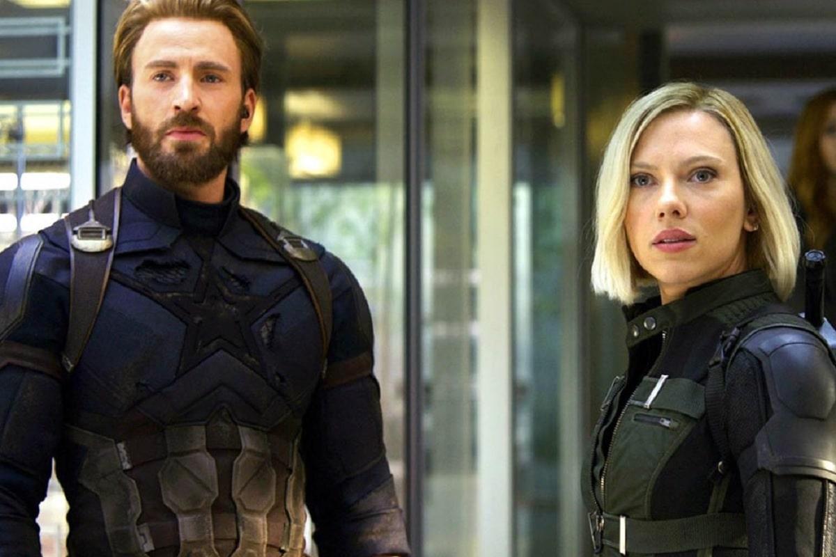 Chris Evans y Scarlett Johansson protagonizarían una nueva película de acción y romance