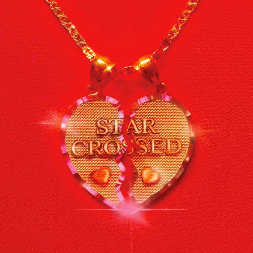 Tapa de Star-Crossed, disco de Kacey Musgraves