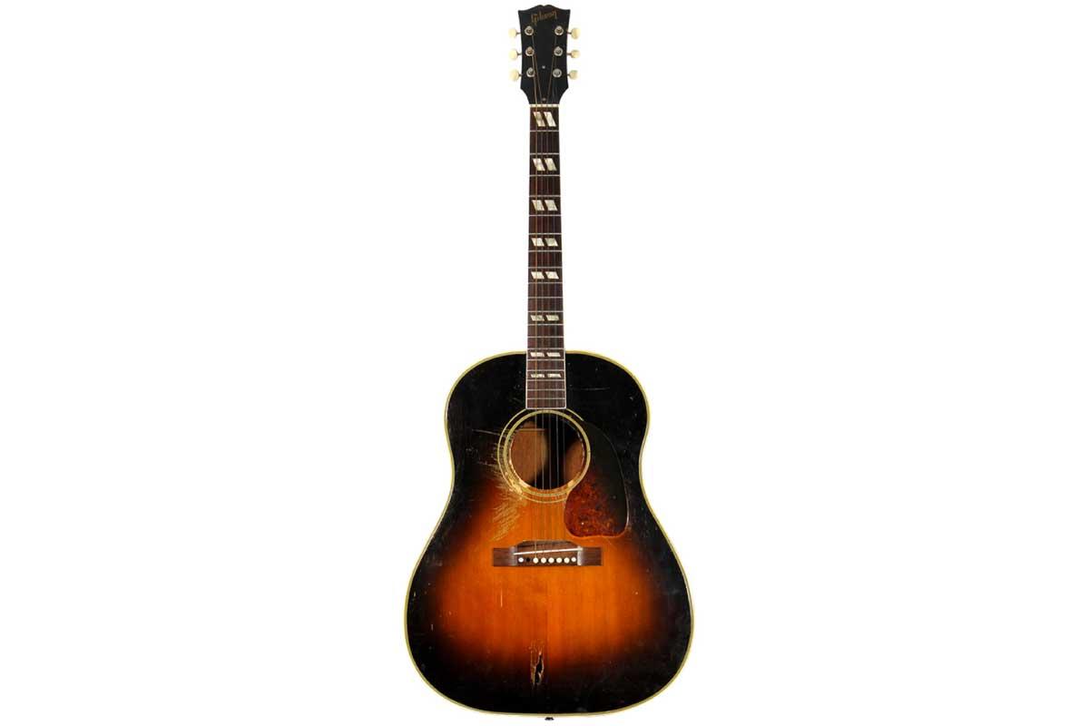 La guitarra de Keith Richards que se subasta