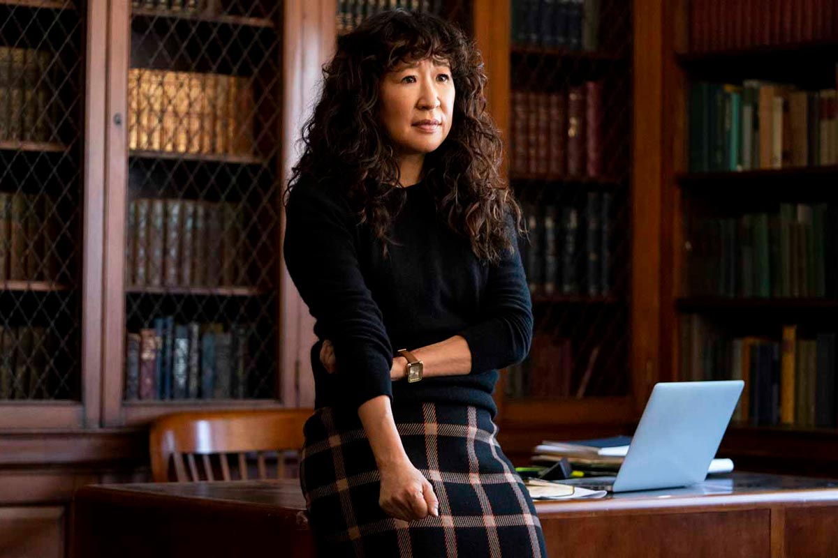 Crítica de La directora en Netflix: La urgente necesidad de una renovación educativa
