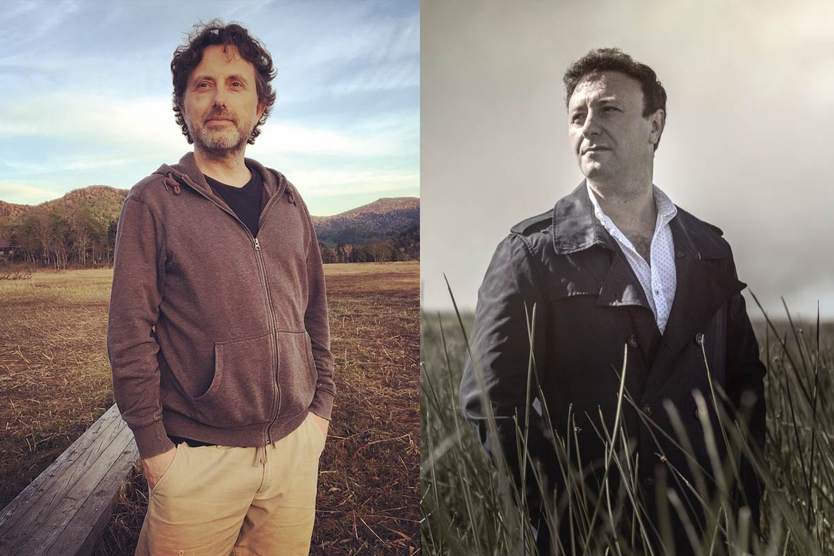 Mark Slater, Juan Lococo