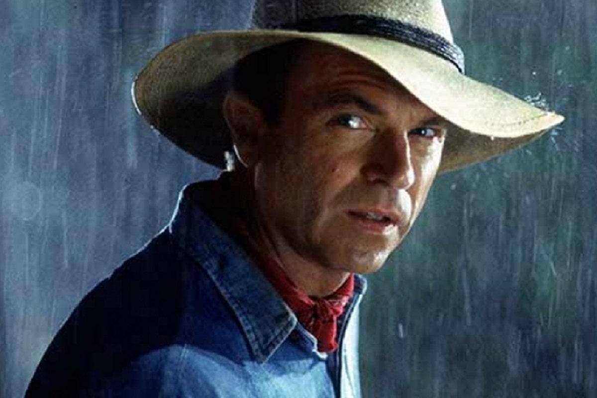 Jurassic Park: Sale a la venta una figura de acción del personaje de Sam Neill