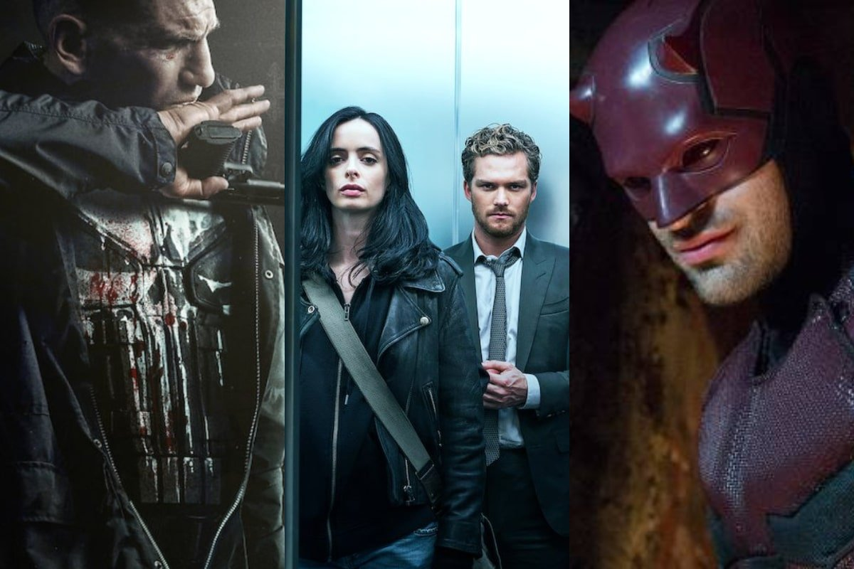 3 series de Marvel para ver en Netflix