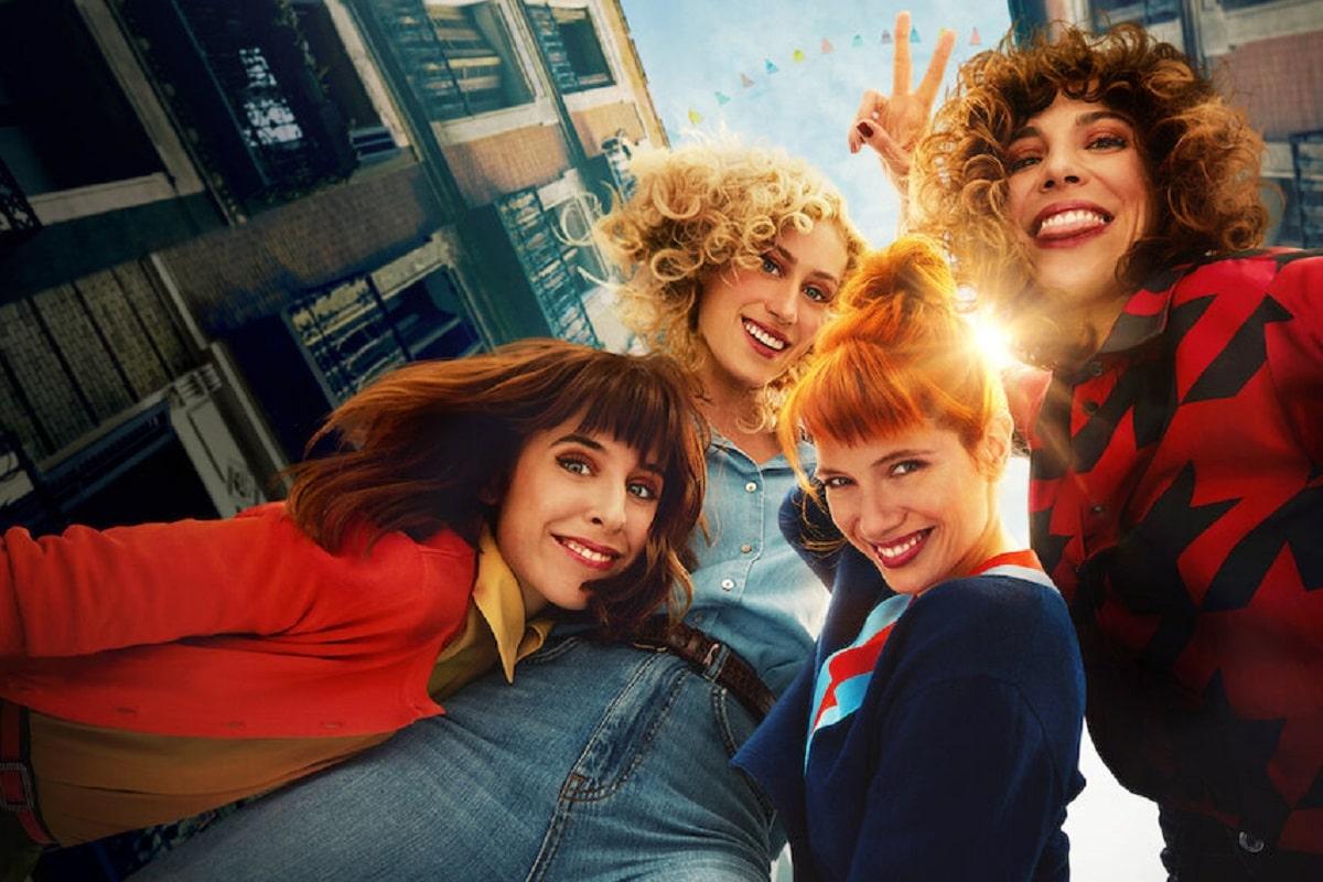 3 series para ver en Netflix si te gustó Valeria
