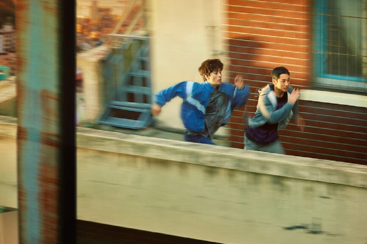 D.P.: El Cazadesertores, la serie surcoreana para ver en Netflix