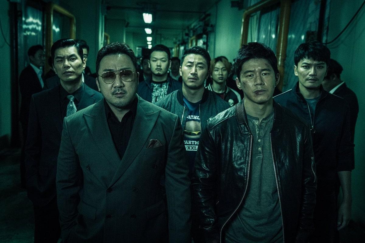 """""""El gángster, el policía y el diablo"""" (2019) de Lee Won-tae"""