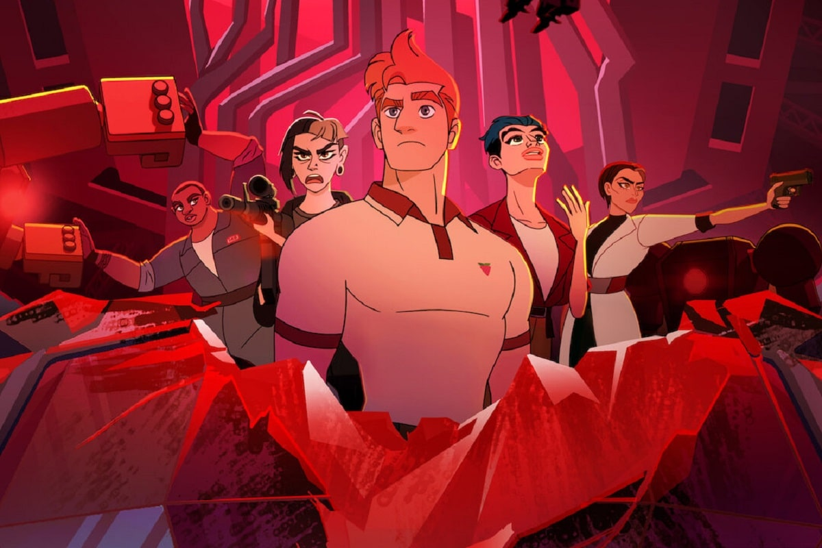 Q-Force: La nueva serie animada LGBTQ para ver en Netflix