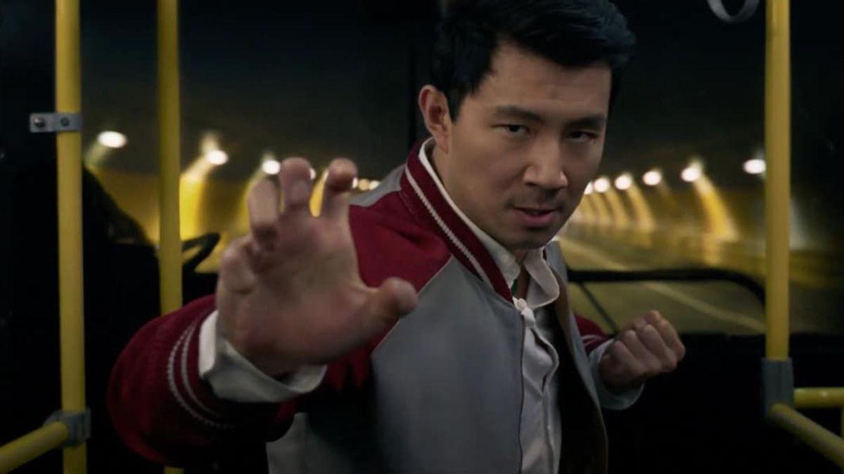 Shang-Chi y la leyenda de los Diez Anillos.