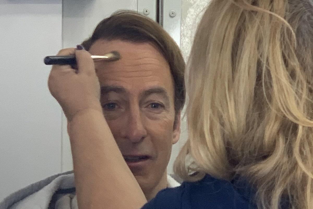 Bob Odenkirk vuelve al set de Better Call Saul