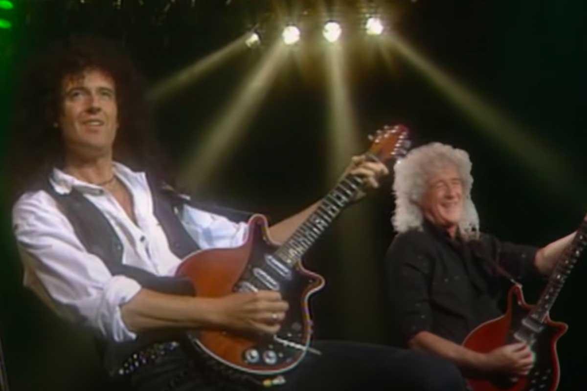 """Brian May en el nuevo video """"Back to the Light"""""""
