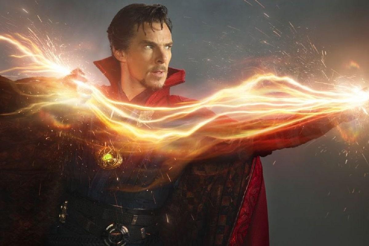 La línea de diálogo que fue improvisada por Benedict Cumberbatch en Avengers: Infinity War