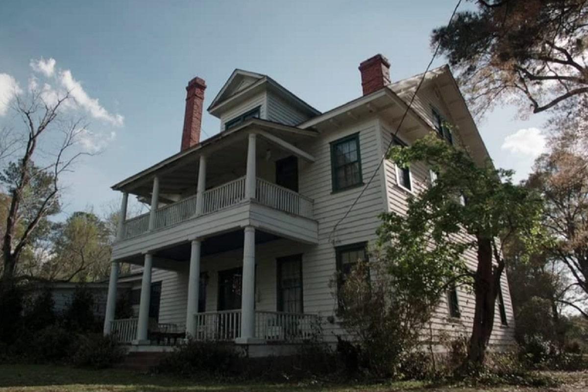 La casa que aparece en El Conjuro.