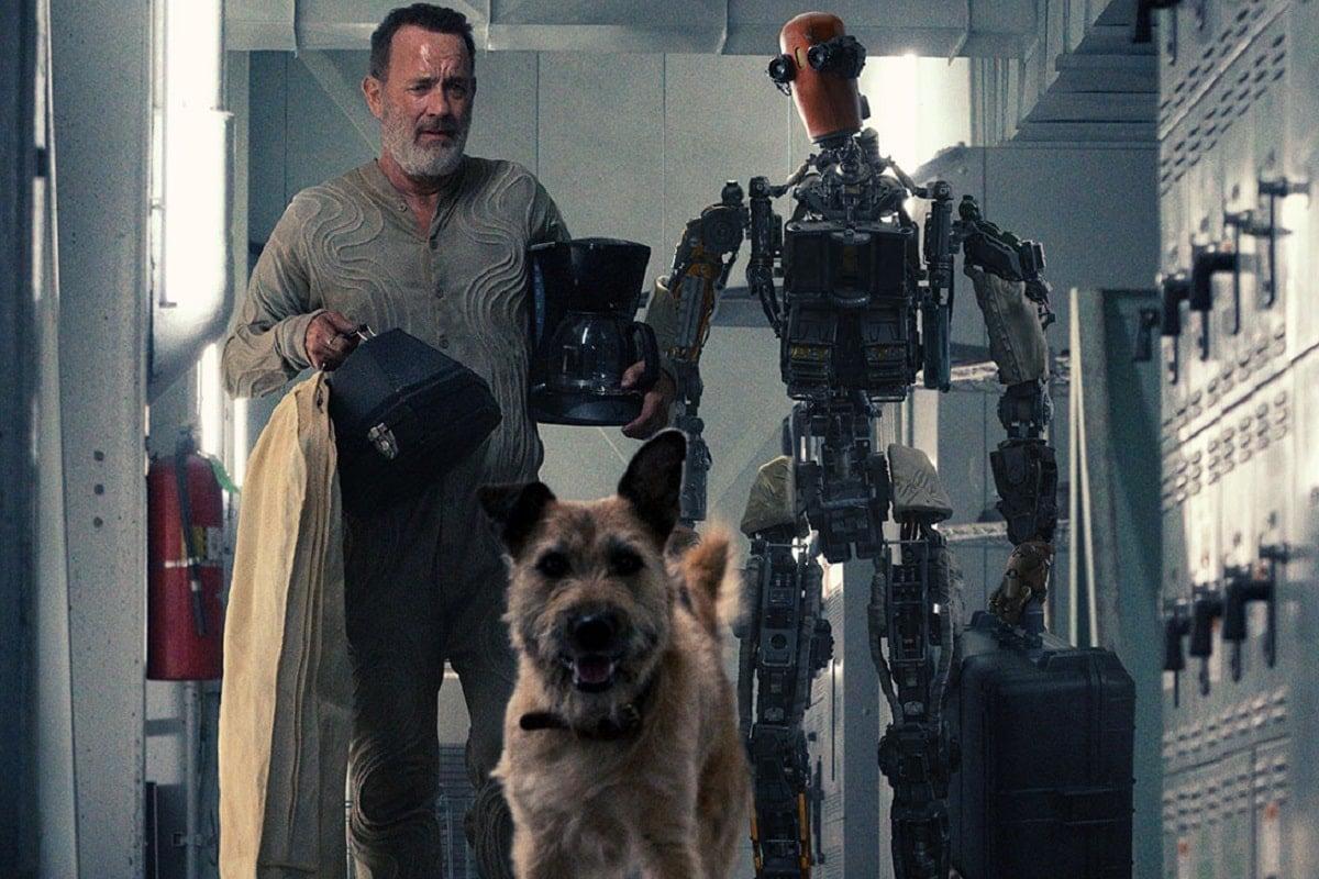 Finch, la nueva película con Tom Hanks, estrena su primer avance