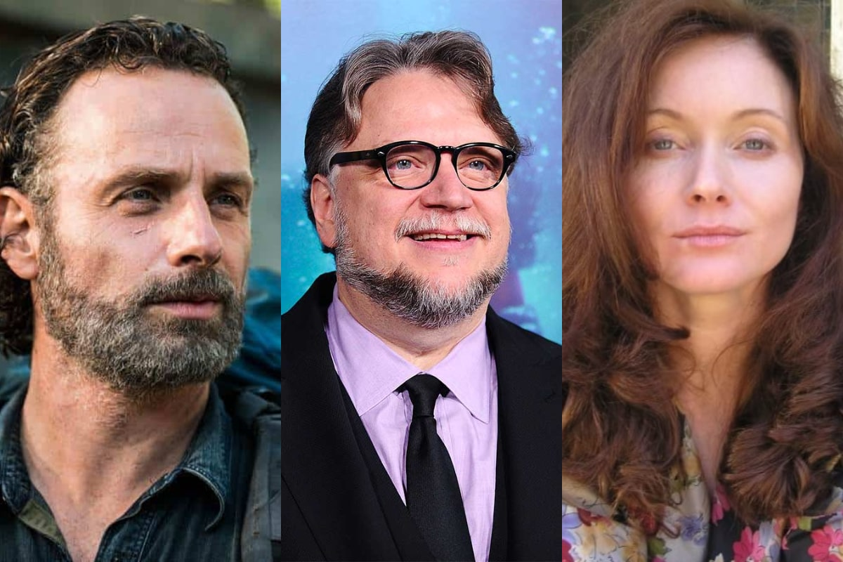 Netflix revela el elenco de la nueva serie antológica de terror creada por Guillermo del Toro