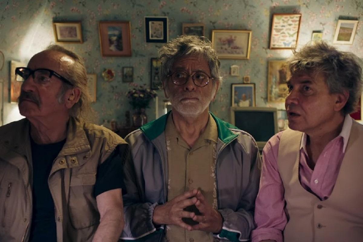 Los carcamales: La serie chilena de acción y humor para ver en Netflix
