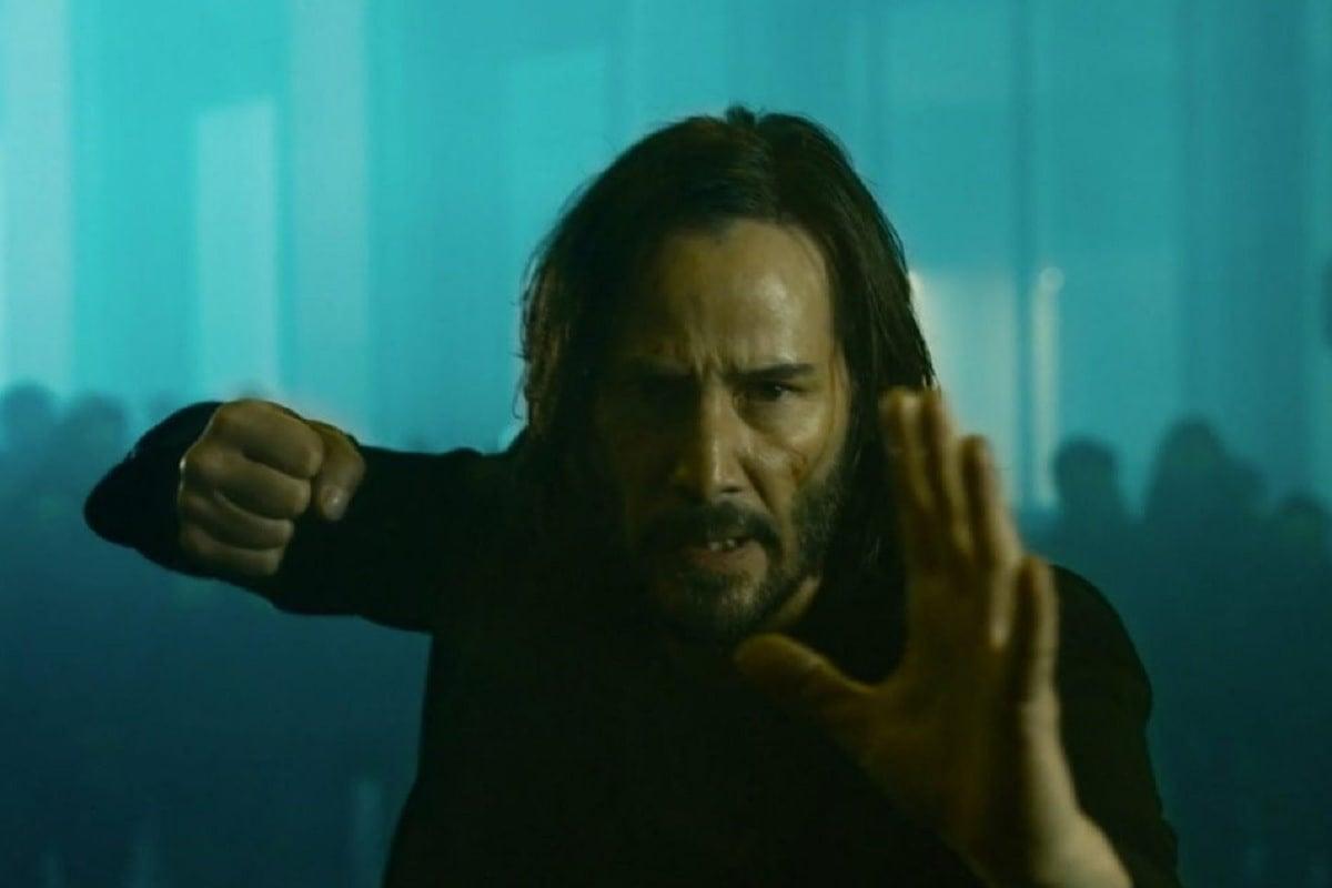 The Matrix Resurrections: La cuarta película de la saga estrena avance