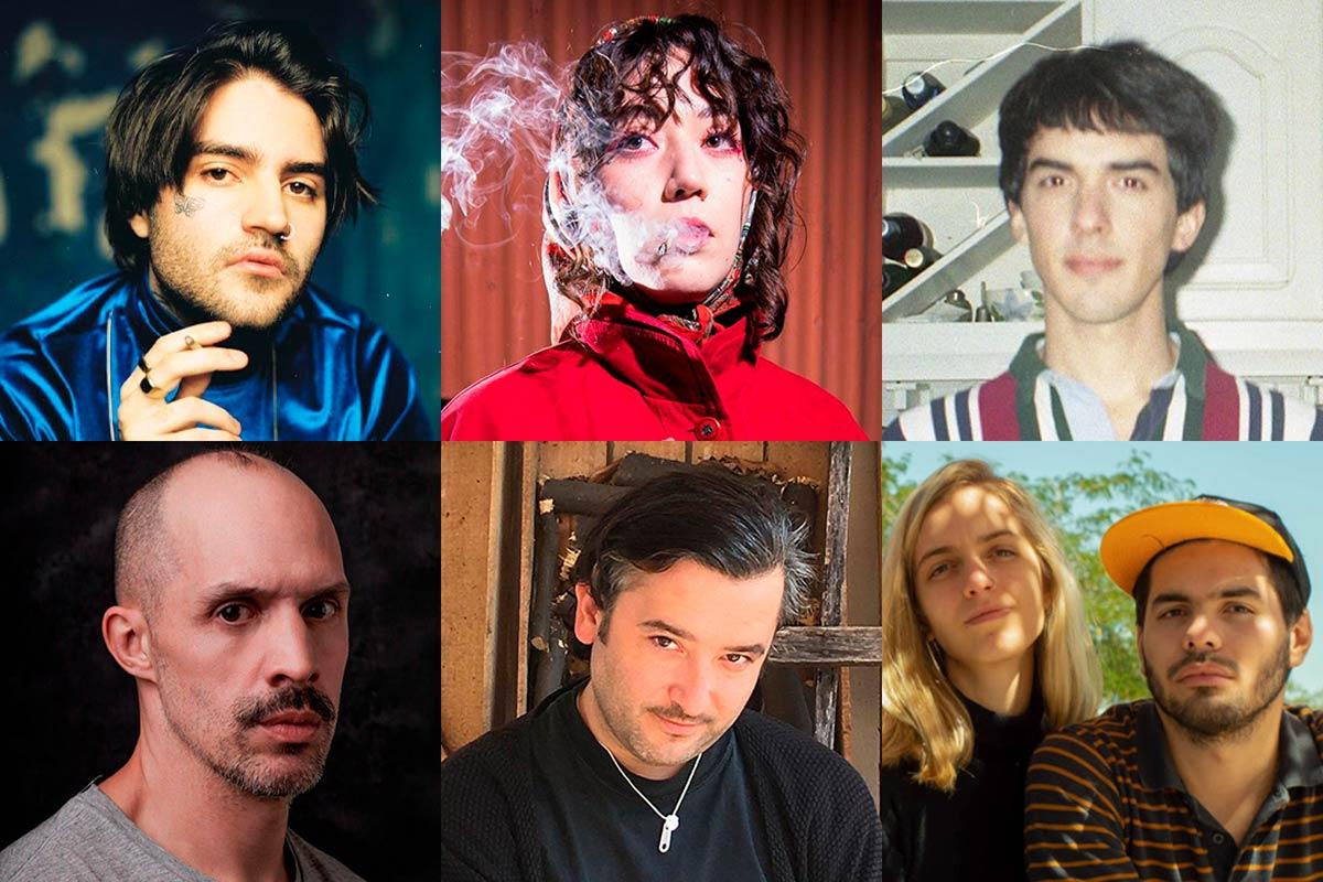 Música nueva argentina: Axel Fiks, Antonia Navarro, El Mató y más