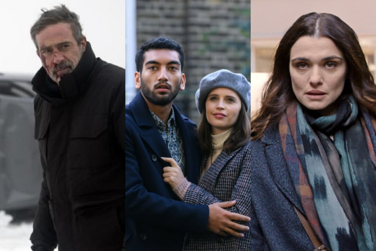 3 películas de drama basadas en libros para ver en Netflix