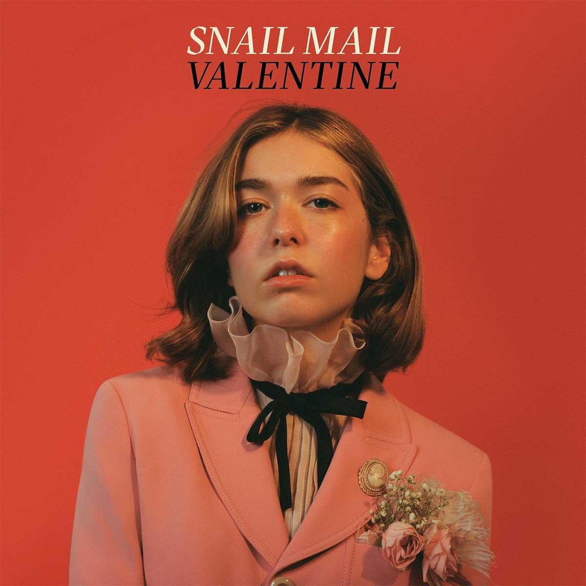 Tapa de Valentine, disco de Snail Mail