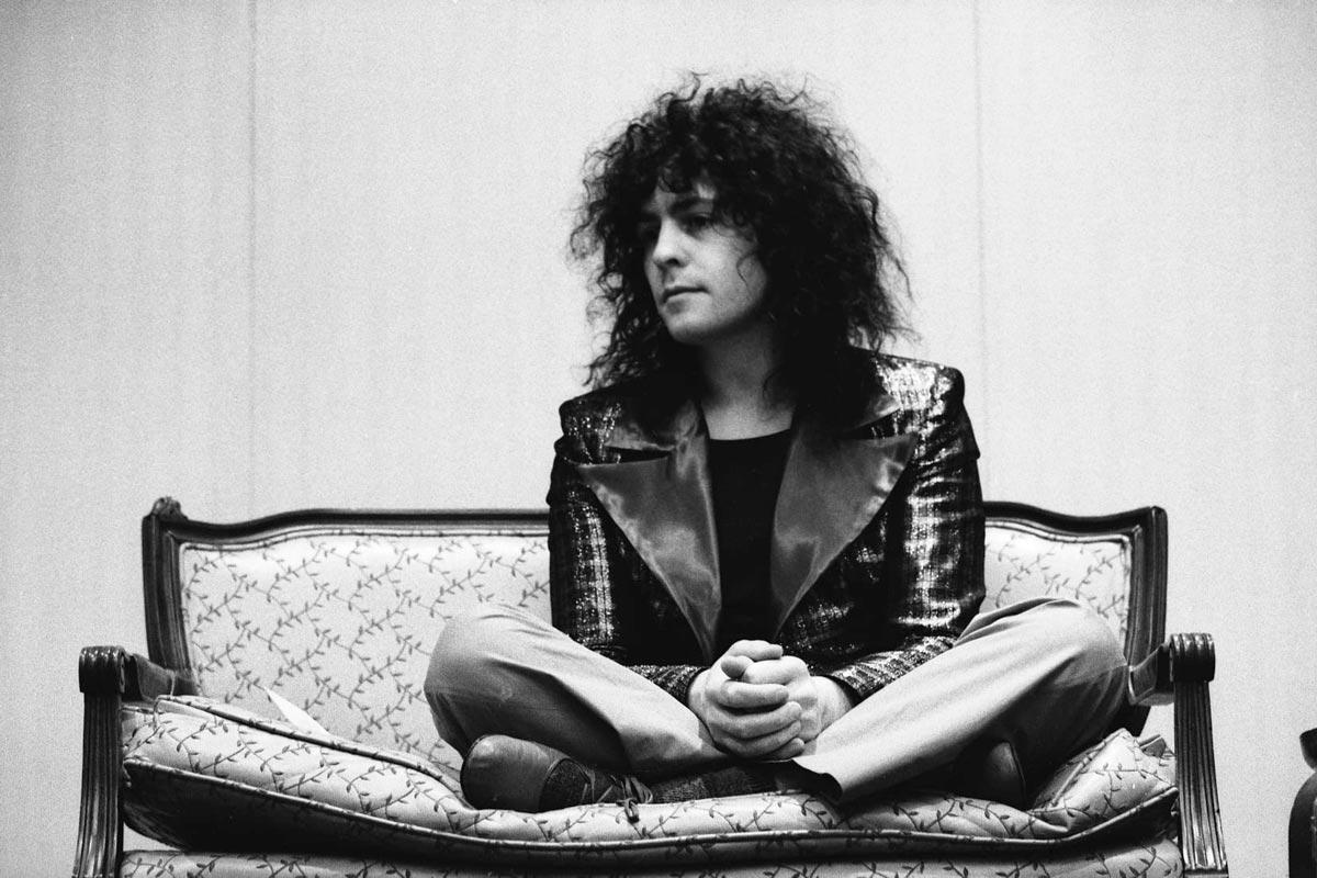 Marc Bolan de T. Rex