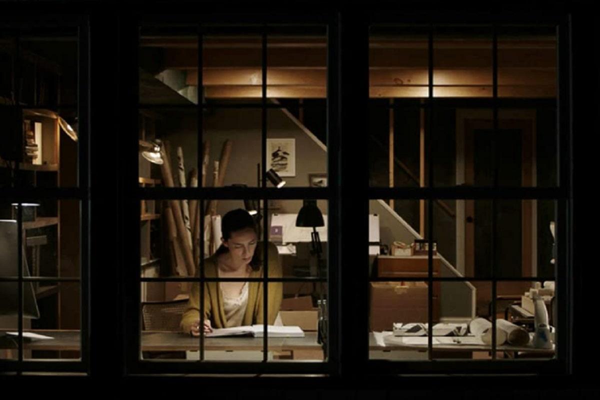 Rebecca Hall en The Night House.