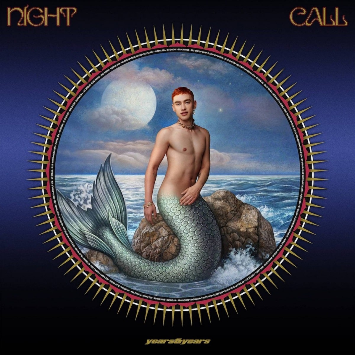 La portada de Night Call.