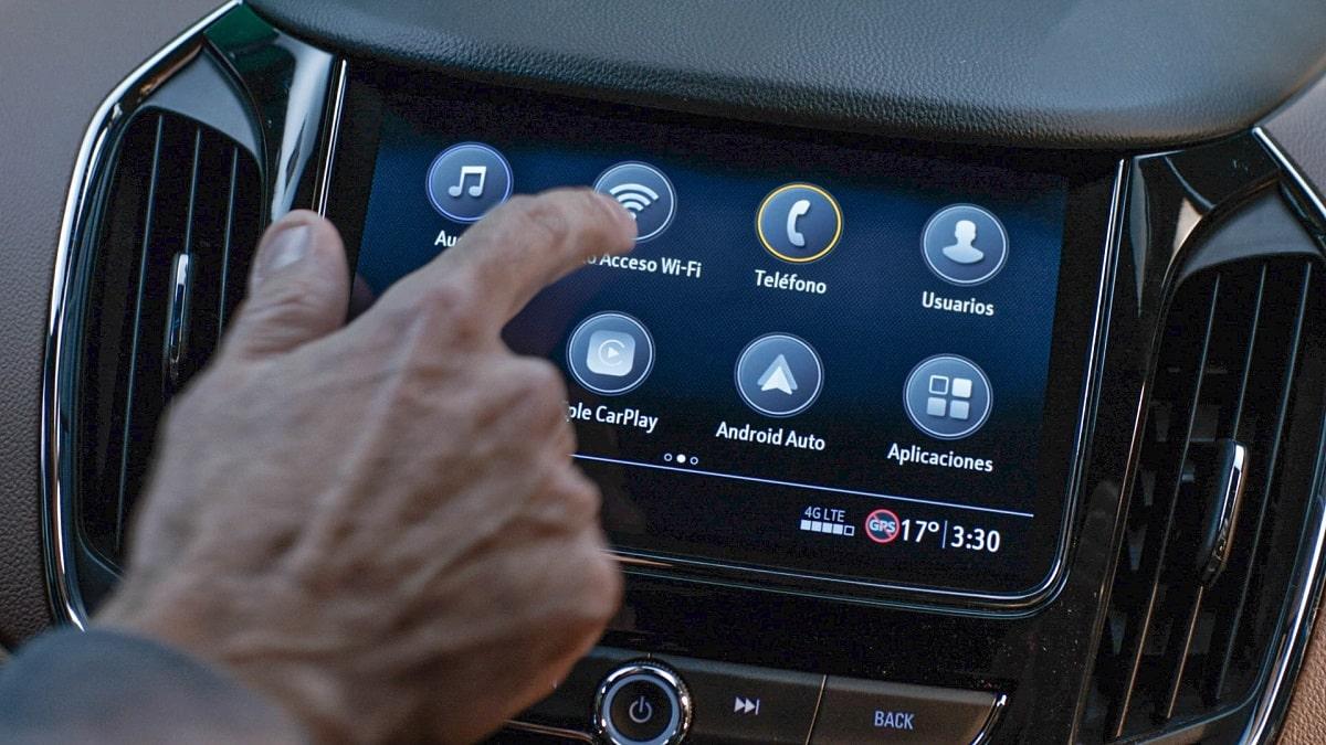 El Chevrolet Cruze incorpora WIFI nativo.
