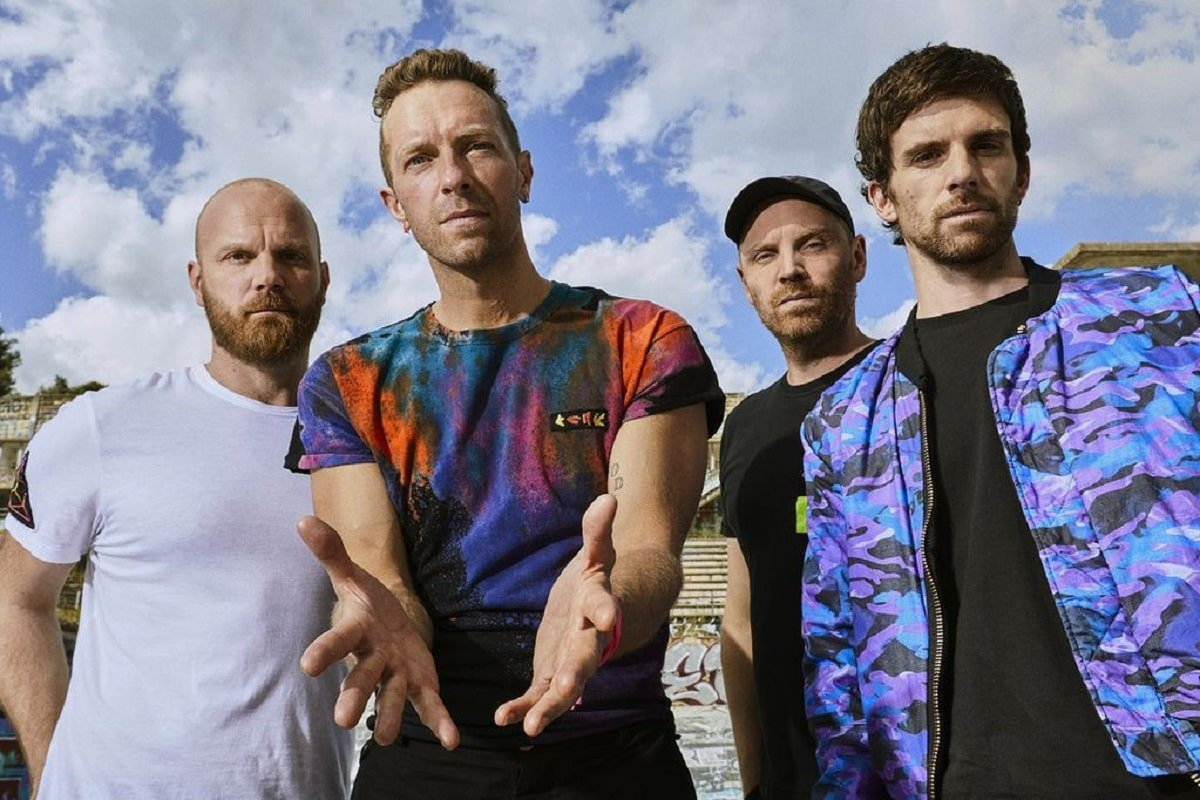 Coldplay anuncia su nueva gira.