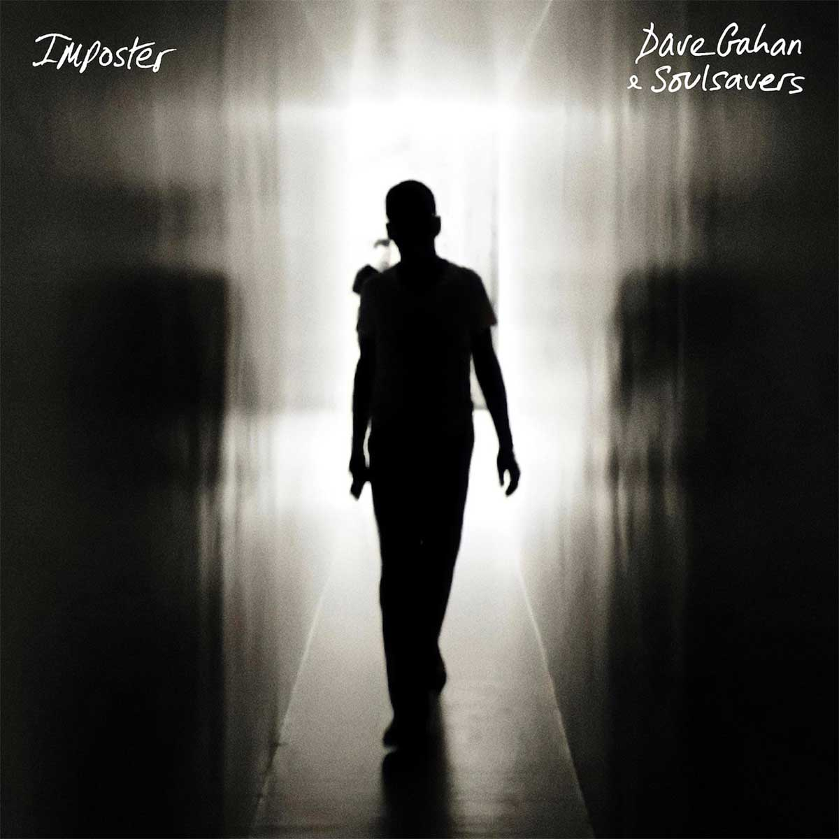 "Tapa de ""Imposter"", disco de Dave Gahan & Soulsavers"