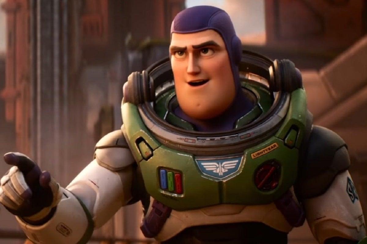 Chris Evans le da voz a Buzz Lightyear en la precuela de Toy Story