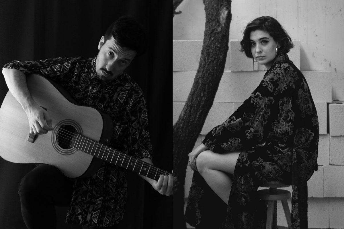 Manu Hattom y María de la Flor presentan un dueto romántico: