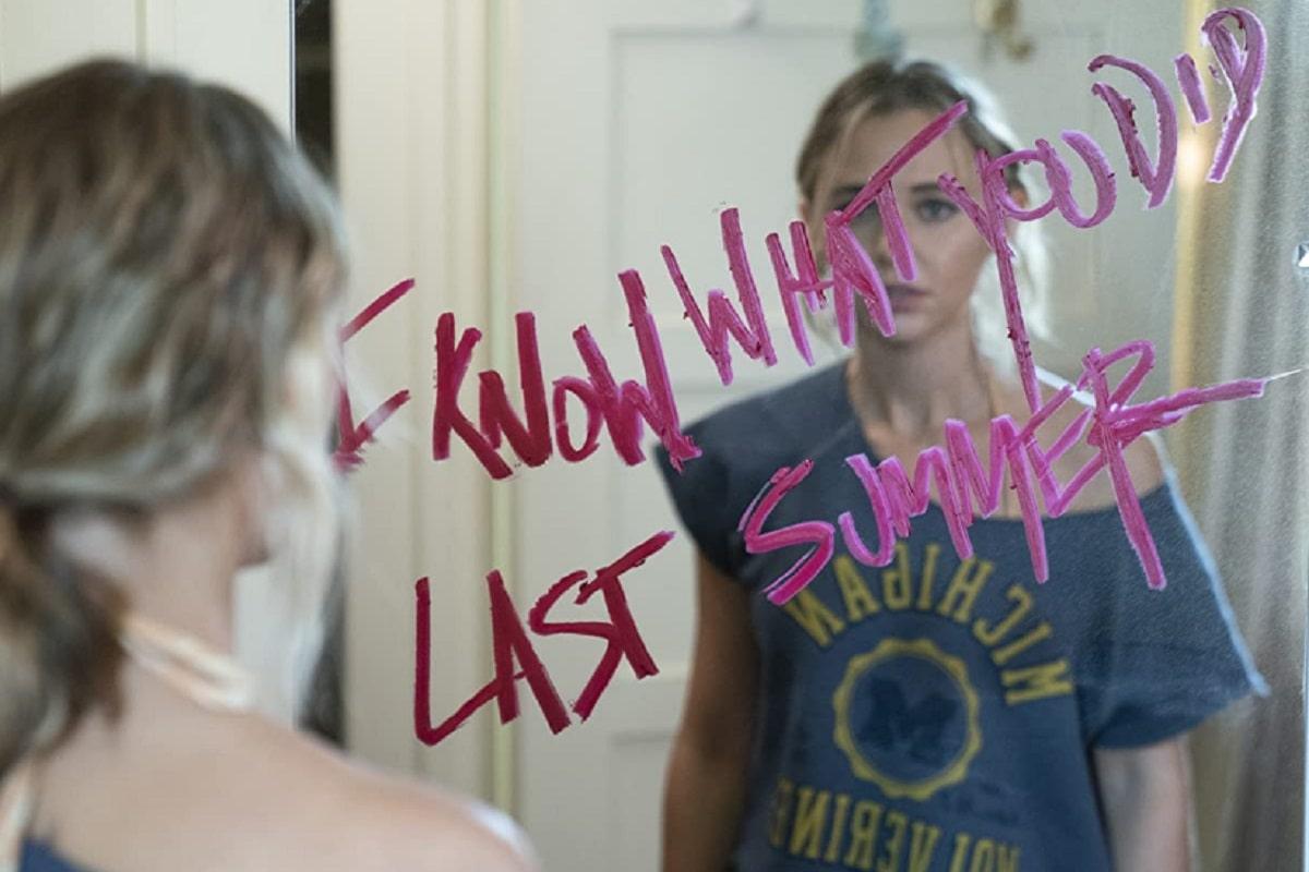 Sé lo que hicieron el verano pasado: El drama juvenil llegó a Amazon Prime Video en forma de serie